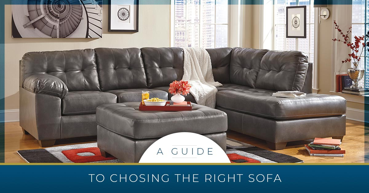 A Guide To Living Room Furniture, Which Sofa Is Best For Living Room